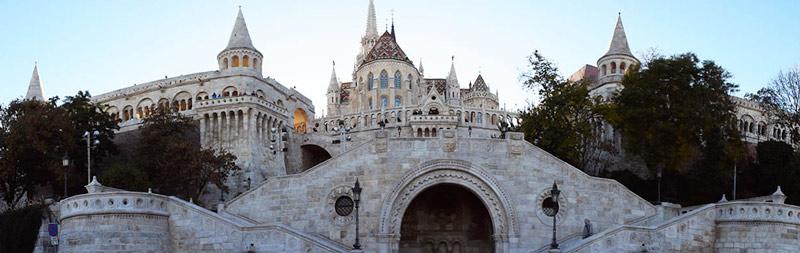 fishermans bastion Budapest