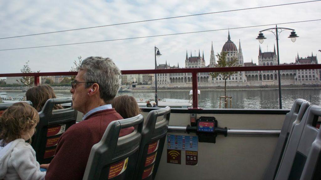 Hop on hop off Budapest