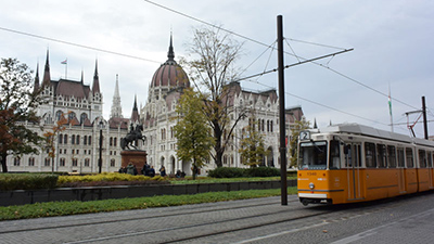 public transport budapest