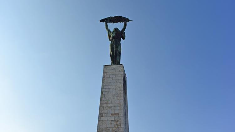 statue of liberty Budapest