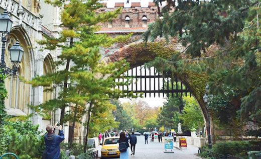 city parc budapest
